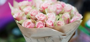 Контроль продавцов цветочного магазина