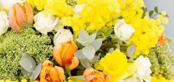 8 марта. Закупка цветов оптом